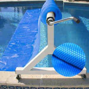 Bâche à bulles pour piscines autoportées : Avis, Tarif, Prix 2021